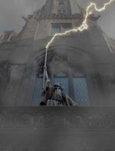 Wizard Lightning